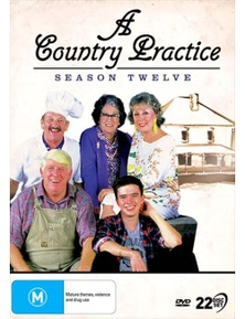A Country Practice- Series 12 DVD