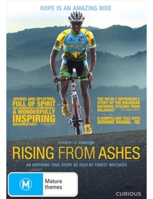 Rising From Ashes DVD