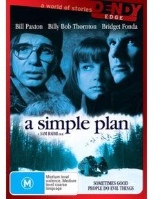 A Simple Plan DVD