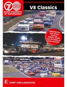 Magic Moments Of Motorsport- V8 Classics DVD