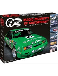 Magic Moments Of Motorsport- Series 3 Collector's Gift Set DVD