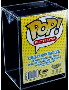 Pop! Protector Acrylic Box Merchandise