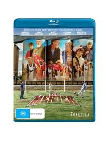 Merger Blu-ray