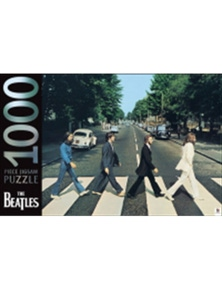 The Beatles Abbey Road The Beatles 1000 Piece Puzzle