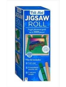 Jigsaw Felt Roll- 2020 Edition Puzzle Accessories