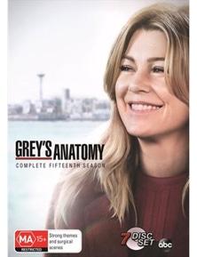 Grey's Anatomy- Season 15 DVD
