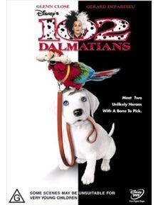 102 Dalmatians DVD