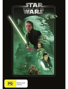 Star Wars- Episode VI- Return Of The Jedi DVD