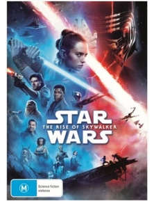 Star Wars- The Rise Of Skywalker DVD