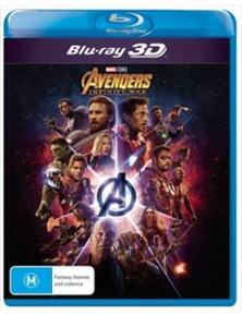 Avengers- Infinity War Blu-ray 3D