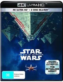 Star Wars- The Rise Of Skywalker UHD