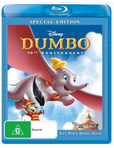Dumbo- Special Edition Blu-ray