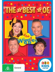 The Wiggles- Best Of Wiggles DVD