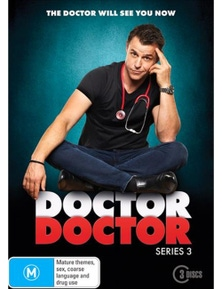 Doctor Doctor- Series 3 DVD