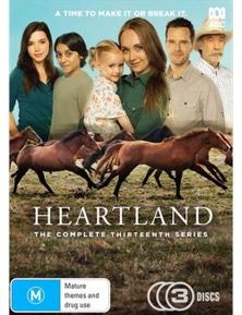 Heartland- Series 13 DVD