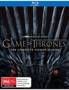 Game Of Thrones- Season 8 Blu-ray