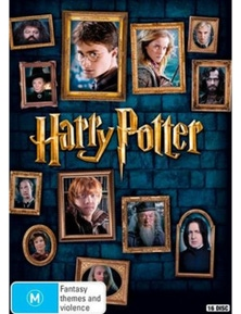 Harry Potter Collection Limited Edition DVD