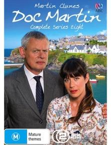 Doc Martin- Season 8 DVD