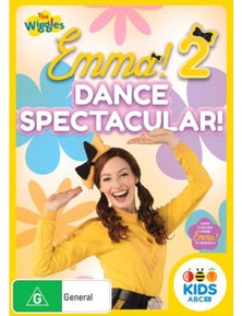 The Wiggles- Emma's Dance Spectacular DVD