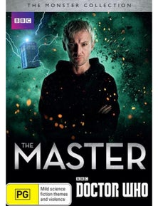 Doctor Who- The Master: The Monster Collection DVD