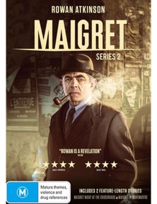 Maigret- Series 2 DVD