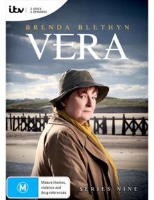 Vera- Season 9 DVD