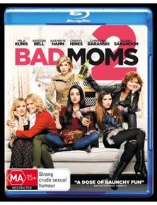 Bad Moms 2- A Bad Moms Christmas Blu-ray