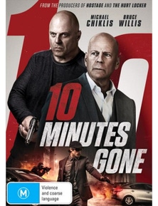 10 Minutes Gone DVD