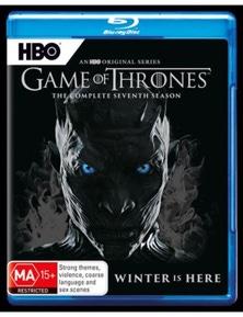Game Of Thrones- Season 7 Blu-ray