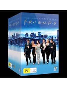 Friends Complete Collection DVD