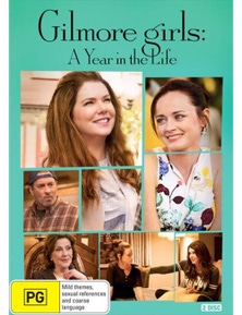 Gilmore Girls- A Year In The Life DVD