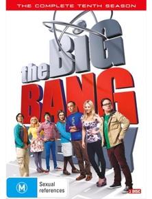 Big Bang Theory- Season 10 DVD