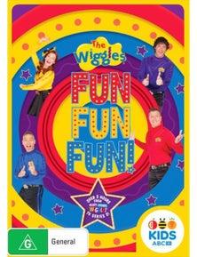 The Wiggles- Fun, Fun, Fun! DVD