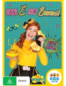 The Wiggles- Dial E For Emma DVD
