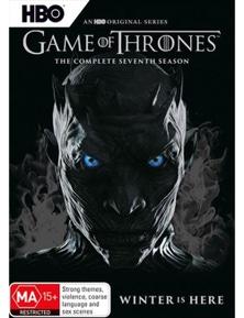 Game Of Thrones- Season 7 DVD