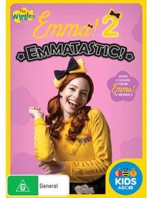 The Wiggles- Emmatastic! DVD