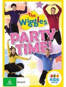 The Wiggles- Party Time! DVD