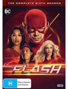 The Flash- Season 6 DVD