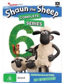 Shaun The Sheep- Season 6 DVD
