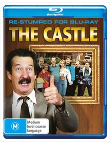 Castle Blu-ray