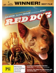 Red Dog DVD