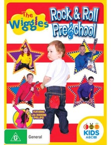 The Wiggles- Rock and Roll Preschool DVD