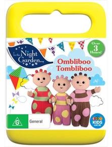 In The Night Garden- Ombliboo Tombliboo DVD