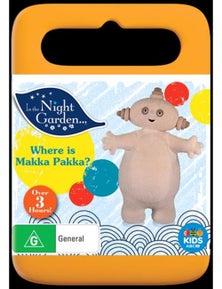 In the Night Garden- Where Is Makka Pakka? DVD