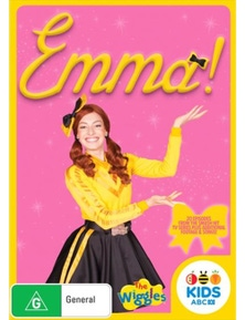 The Wiggles- Emma! DVD
