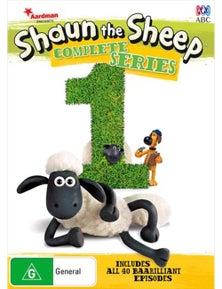 Shaun The Sheep- Season 1 DVD
