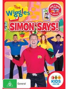 The Wiggles- Simon Says DVD