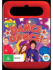 The Wiggles- Dance Dance! DVD