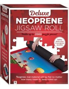 Neoprene Jigsaw Roll Puzzle Accessories