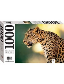 Mindbogglers Leopard 1000 Piece Jigsaw Puzzle